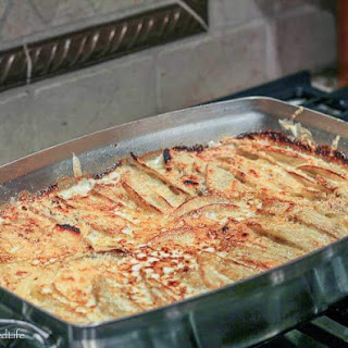Gruyère Potato Gratin