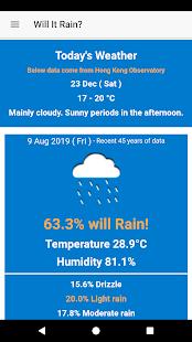 HK Rain - náhled