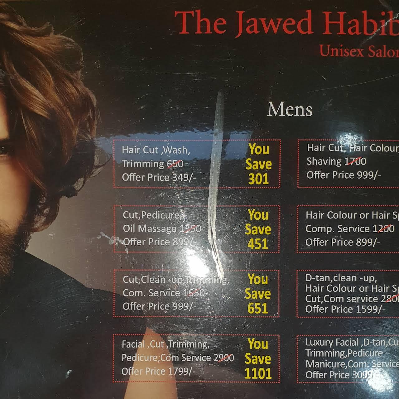 Jawed Habib Salon Hair Beauty Salon In Gurugram