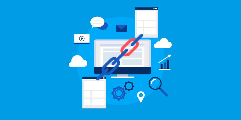 Web backlink là nơi đăng nội dung chứa link