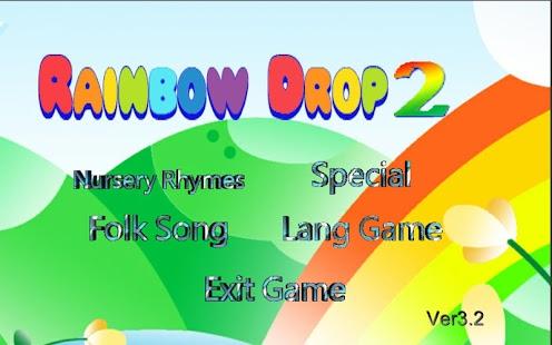 Rainbow Drop - náhled