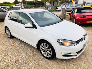 2014 VOLKSWAGEN GOLF GT BLUEMOTION TECH TDI