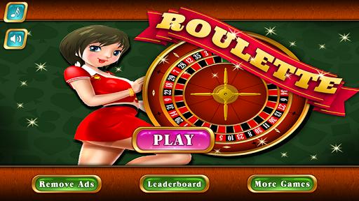 Mini Roulette Table Croupier