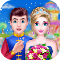 Royal Princess wedding Love with Arrange Marriage icon