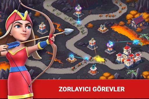 Toy Defense Fantasy — Tower Defense Game  άμαξα προς μίσθωση screenshots 2