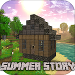 Summer Story Icon