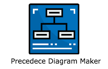 Precedence diagram maker google sheets add on rate this add onmy review ccuart Image collections