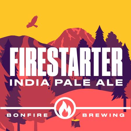 Logo of Bonfire Firestarter IPA