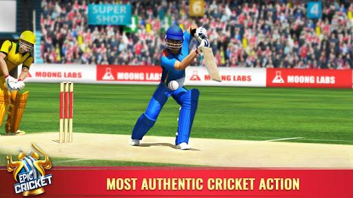 Epic Cricket - Best Cricket Simulator 3D Game  screenshots 10