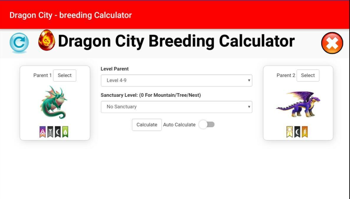 Dragon City - breeding calculator APK Latest Version Download - Free