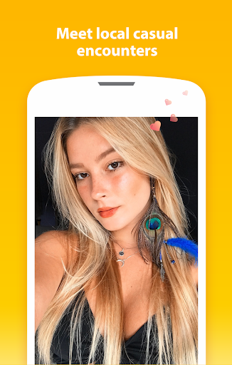 Meet up local strangers - random live video chat Apk 1