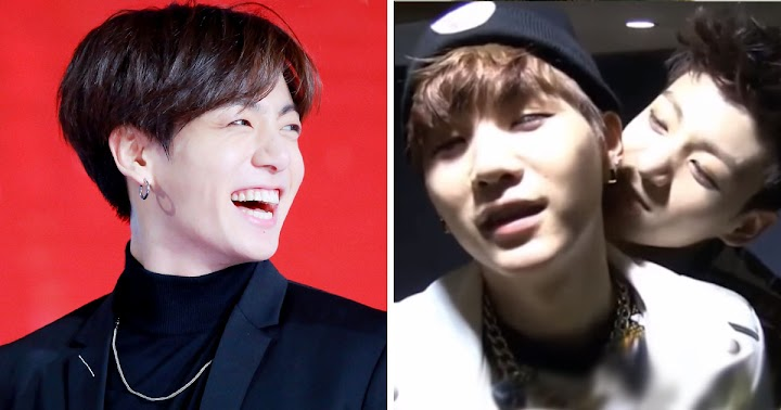 10+ Times Jungkook Showed BTS Love By Annoying The Sh*t Out