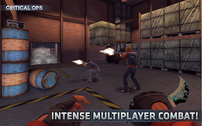 Critical Ops APK screenshot thumbnail 16