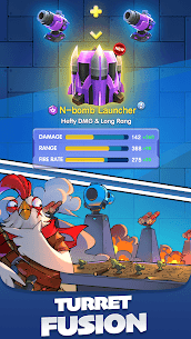 Rooster Defense Mod Apk (Unlimited Money) 4