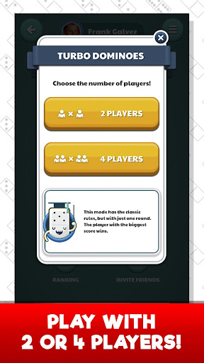 Dominoes Jogatina: Classic and Free Board Game  screenshots 7