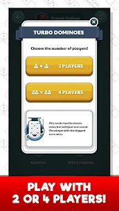 Dominoes Jogatina: Classic and Free Board Game 7