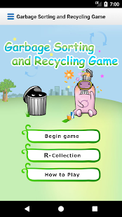 Koto City Recyclable Resource/Garbage Sorting App- screenshot thumbnail