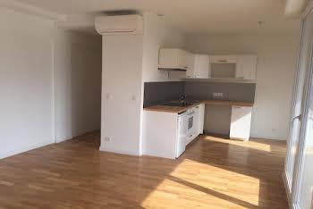 Appartement 2 pièces 45,16 m2