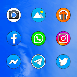 Pixel Carbon – Icon Pack (MOD, Paid) v2.5 5