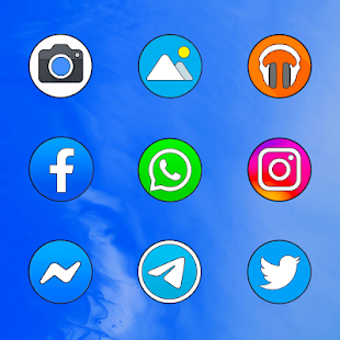 PIXEL Q HD - ICON PACK Screenshot