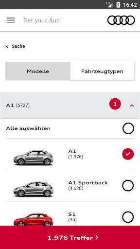Get your Audi screenshot 4