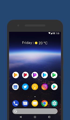 Pixip Icon Pack - Free 44.4 screenshots 1