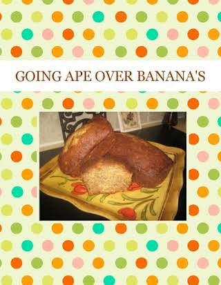 GOING APE OVER BANANA'S