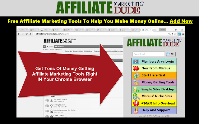 Affiliate Marketing Dude 3.0