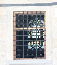 Photo: Day 110 - A Window in the Blue Mosque
