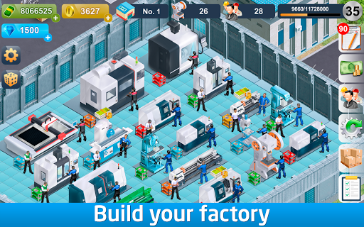 Industrialist u2013 factory development strategy 1.711 screenshots 7