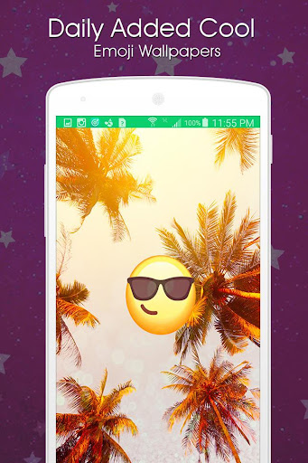 Emoji Wallpapers 👅 Screenshot