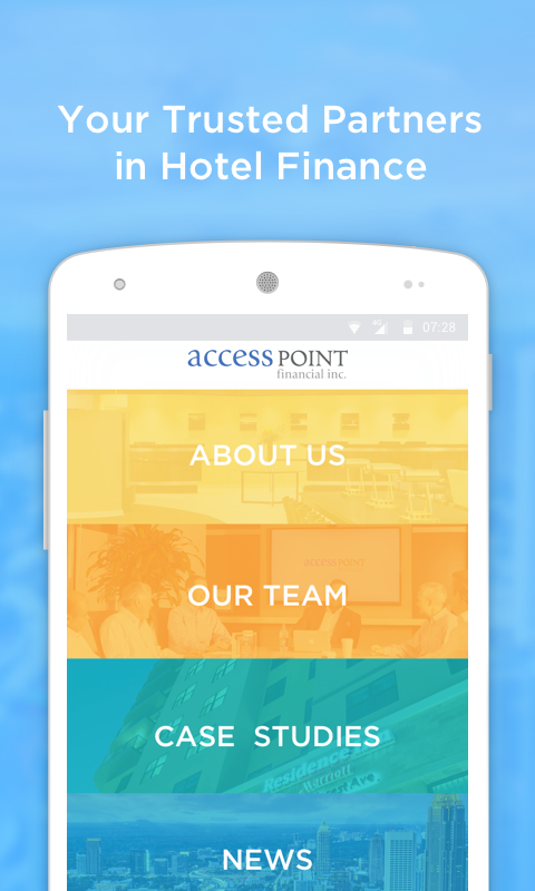 Access Point Financial Inc- screenshot
