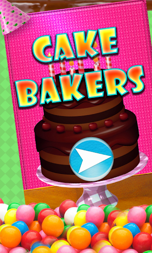 Cake Baker - Kids Cooking