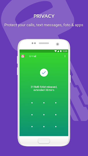 360 Security - Free Antivirus, Booster, Cleaner screenshot for Android