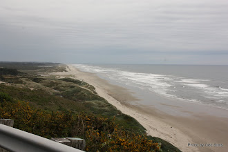 Photo: (Year 2) Day 351 - A View of Beaches Leading in to the Town of Florence