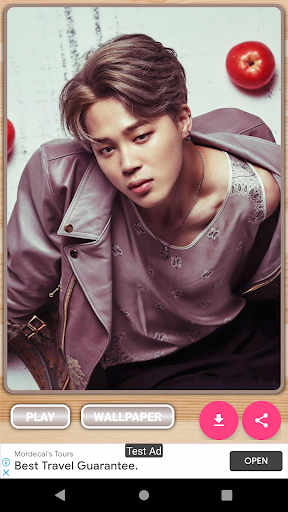 Jimin BTS Game Puzzle And Wallpapers HD 1.3 screenshots 7