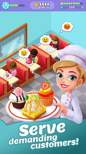 Merge Bakery -  Idle Dessert Tycoon Clicker Game 1.3_219 screenshots 2