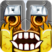 Dark Temple Jungle Run