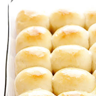 1-Hour Soft and Buttery Dinner Rolls.