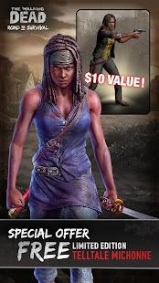 Walking Dead: Road to Survival- screenshot thumbnail