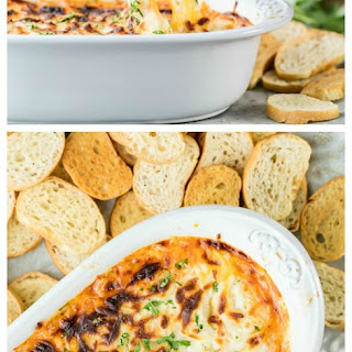 Slow Cooker Queso Fundido with Chorizo