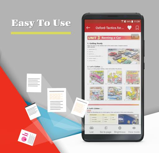 PDF Reader for Android: PDF file reader 2018