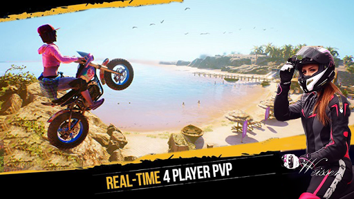 Crazy Biker Extreme Challenge Sky Stunt 3D painmod.com screenshots 15