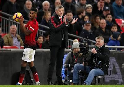 Manchester United gaat optie in contract Rashford lichten