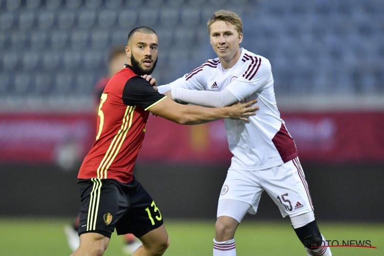 """Floriano Vanzo a fêté son unique sélection: """"Je suis déçu, mais fier """""""