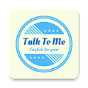 Talk2Me to practice speaking English through games icon