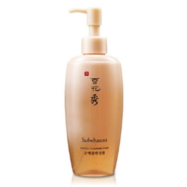 Sulwhasoo Gentle Cleansing Foam 順行潔顏泡沫 200ml