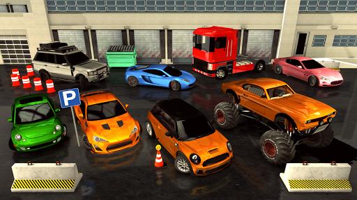 Dr. Parker : Real car parking simulation 4 screenshots 1