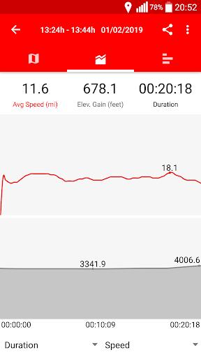 Cycling - Bike Tracker screenshot 3