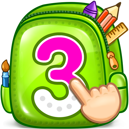 123 Numbers - Count & Tracing (game)